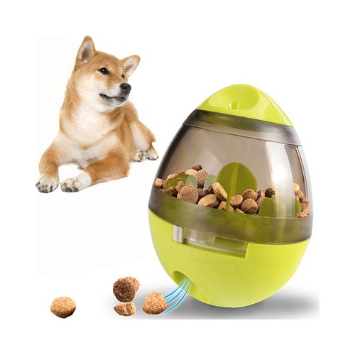 INTERACTIVE TOY for dogs with space for treats Eating sport
