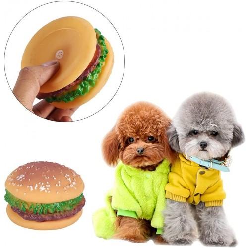 Hamburger Dog Cat