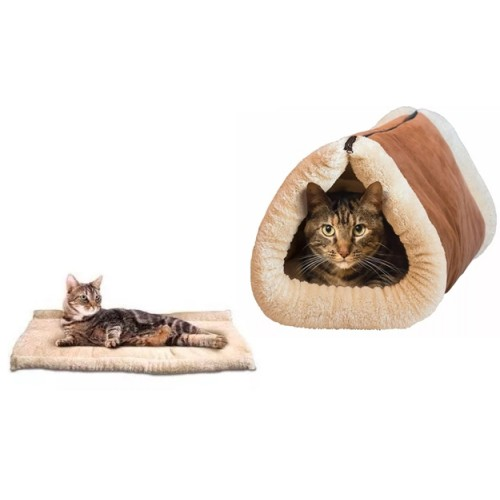 Creative wholesale trade TV pet pad Kitty shock new cat pad immiticide